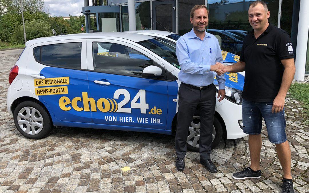 echo24.de ist Medienpartner von KULTUR IM RING