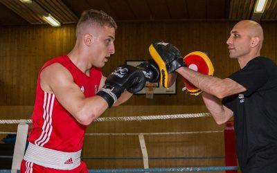 Kastriot Sopa boxt bei KULTUR IM RING!!!